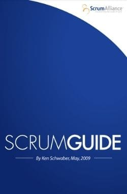 first official scrum guide 2009
