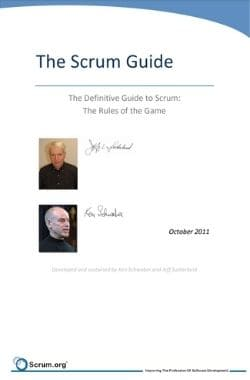 scrum guide 2011 october